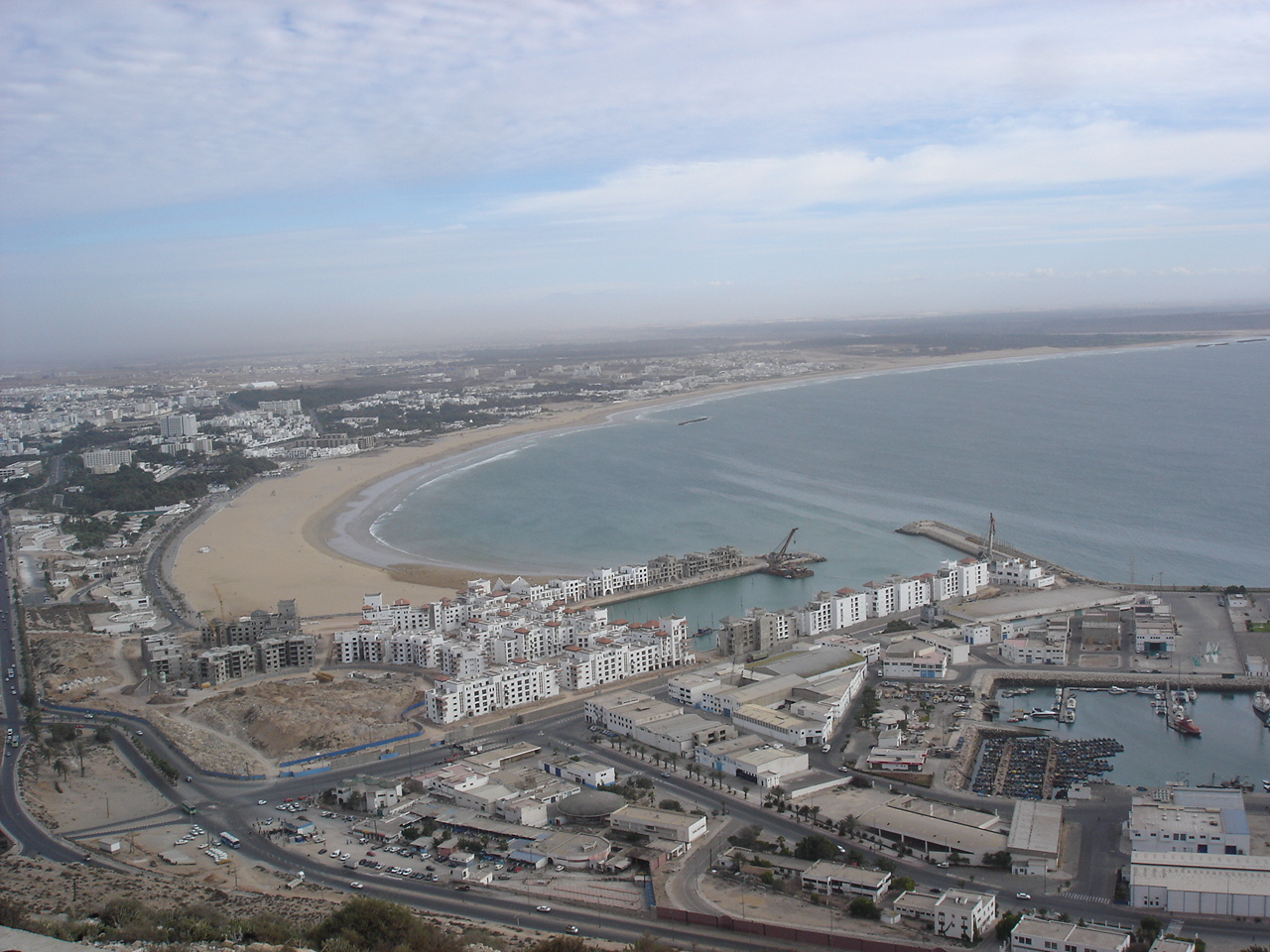 Agadir, Morocco, Agadir beach, Travel destination