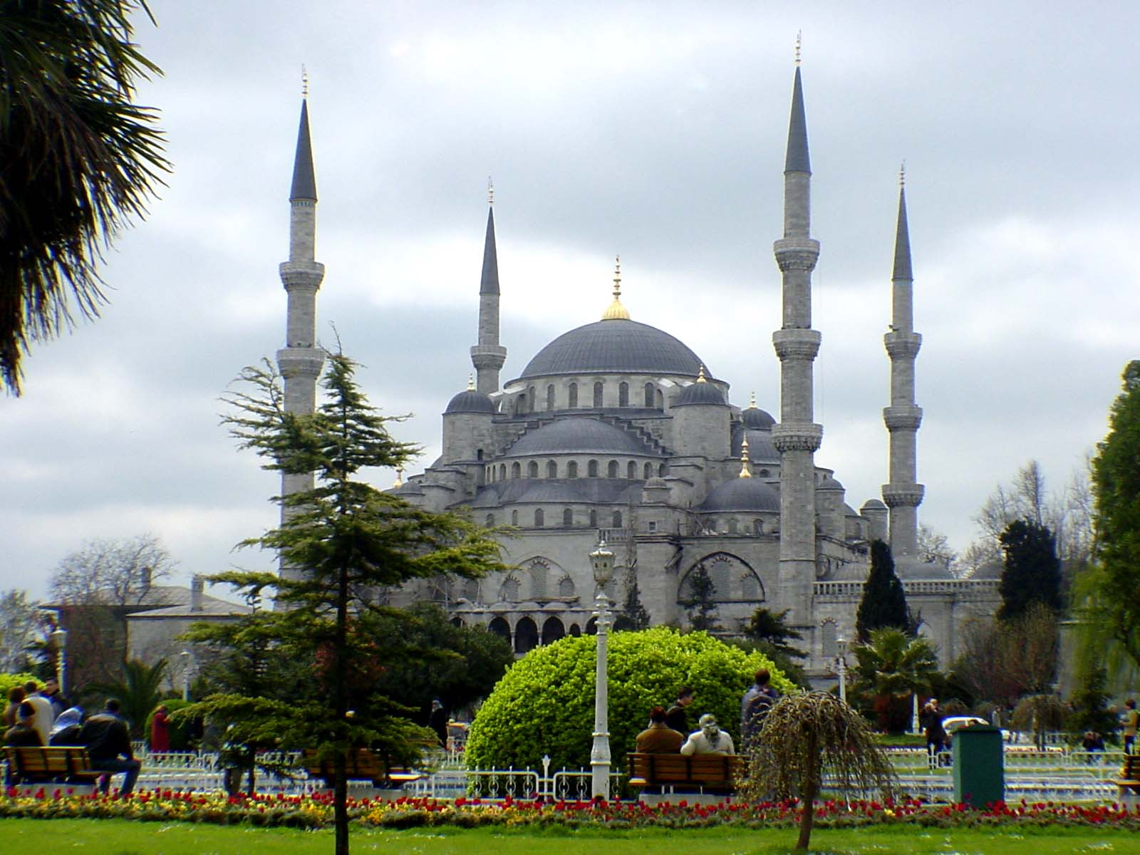 Mosques Turkey Istanbul Turkey Blue Mosque