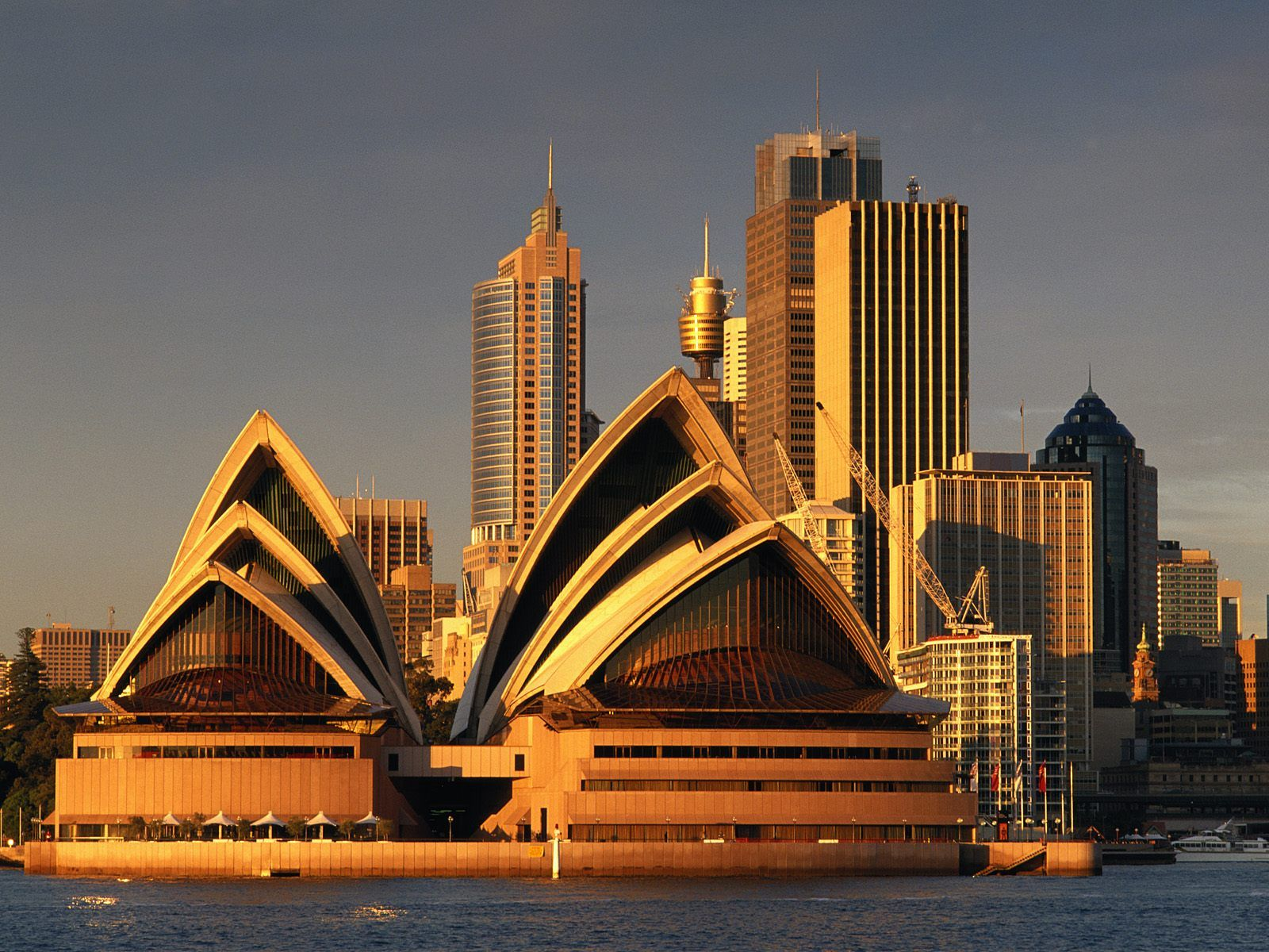 Sydney, Australia, Sydney Opera House and Skyline
