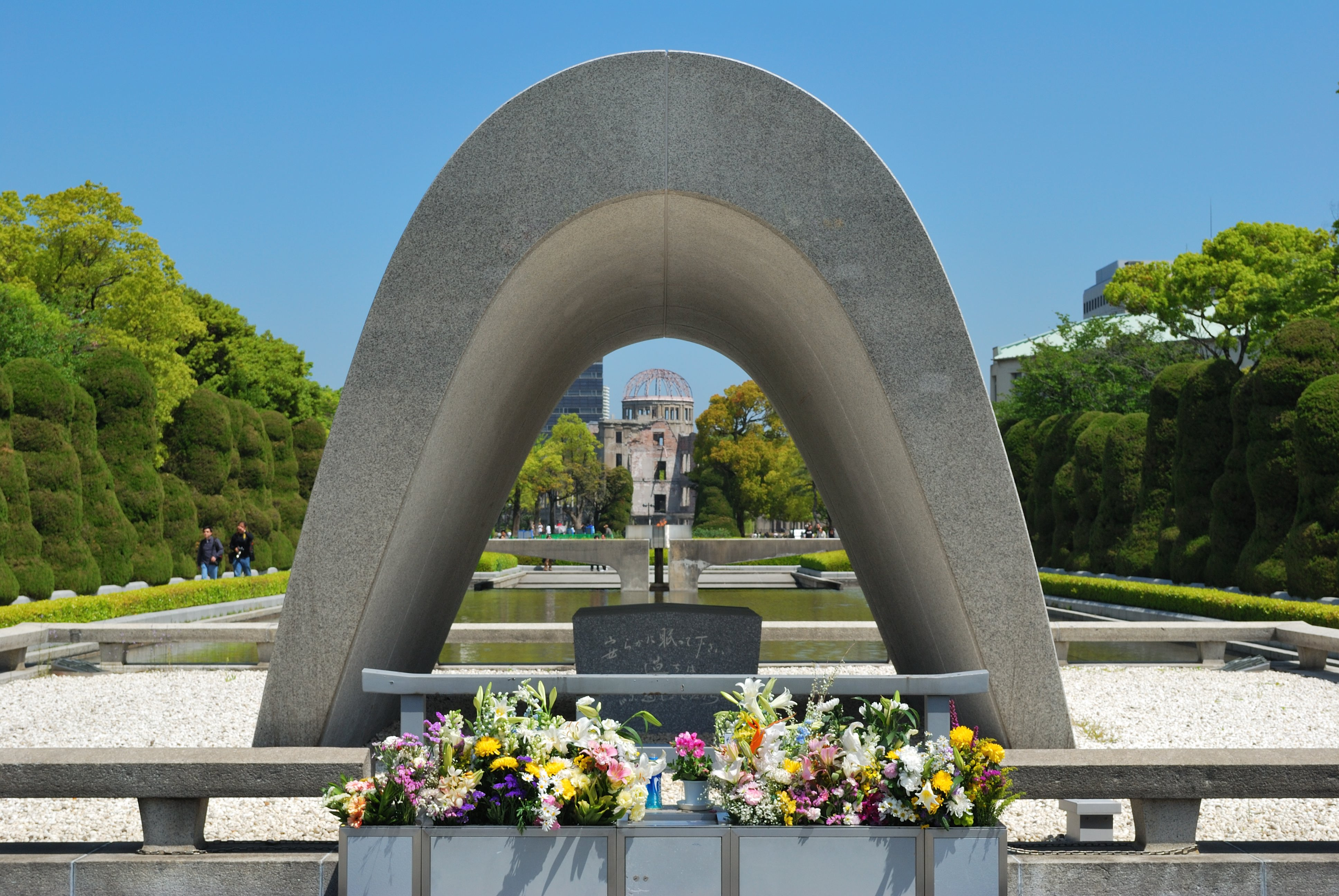 Image result for hiroshima peace park