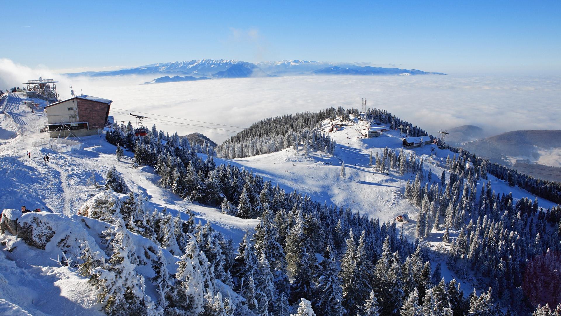 Poiana Brasov Romania Ski Brasov Romania Poiana Brasov