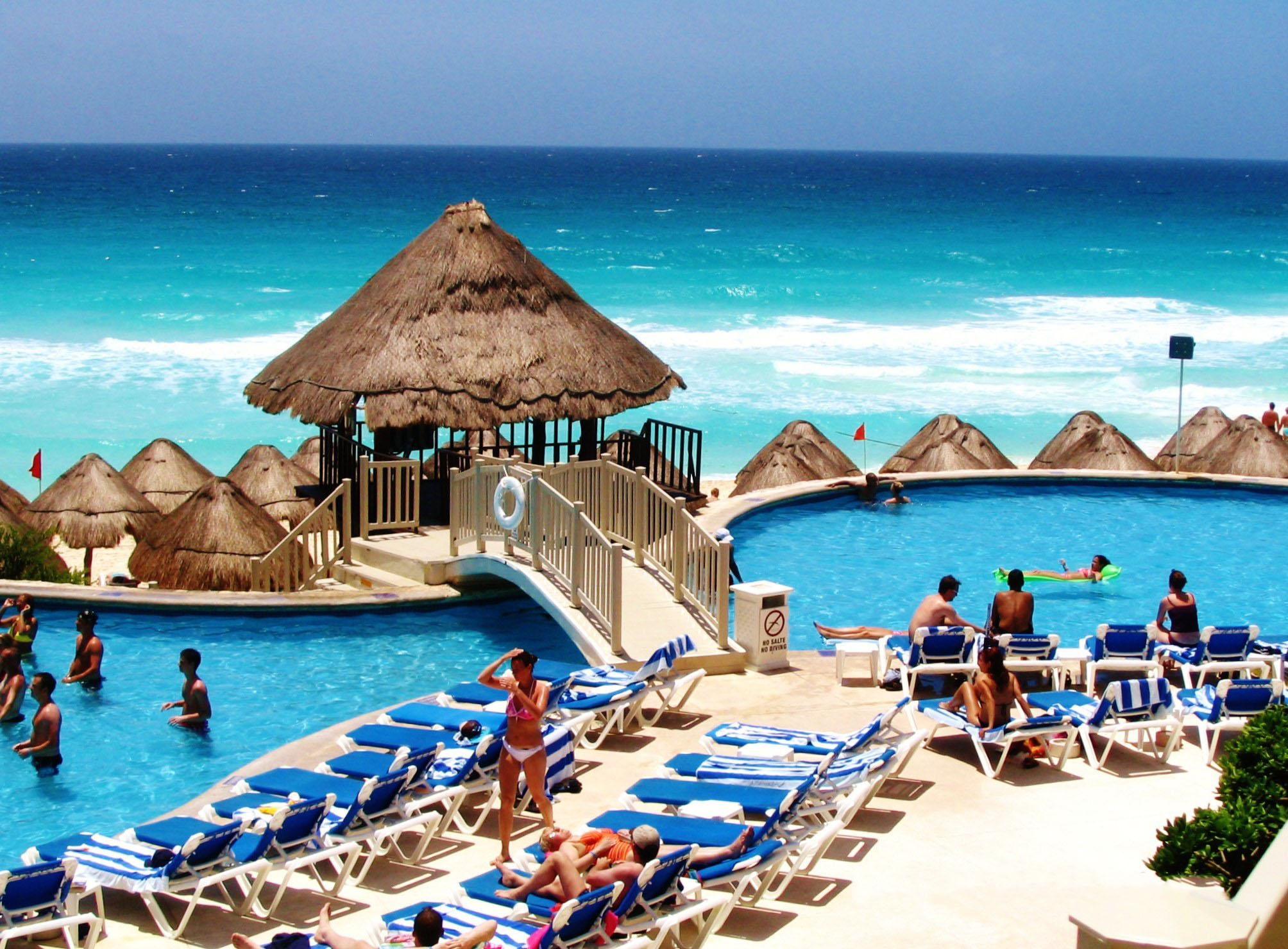 all inclusive hotel cancun hotel view