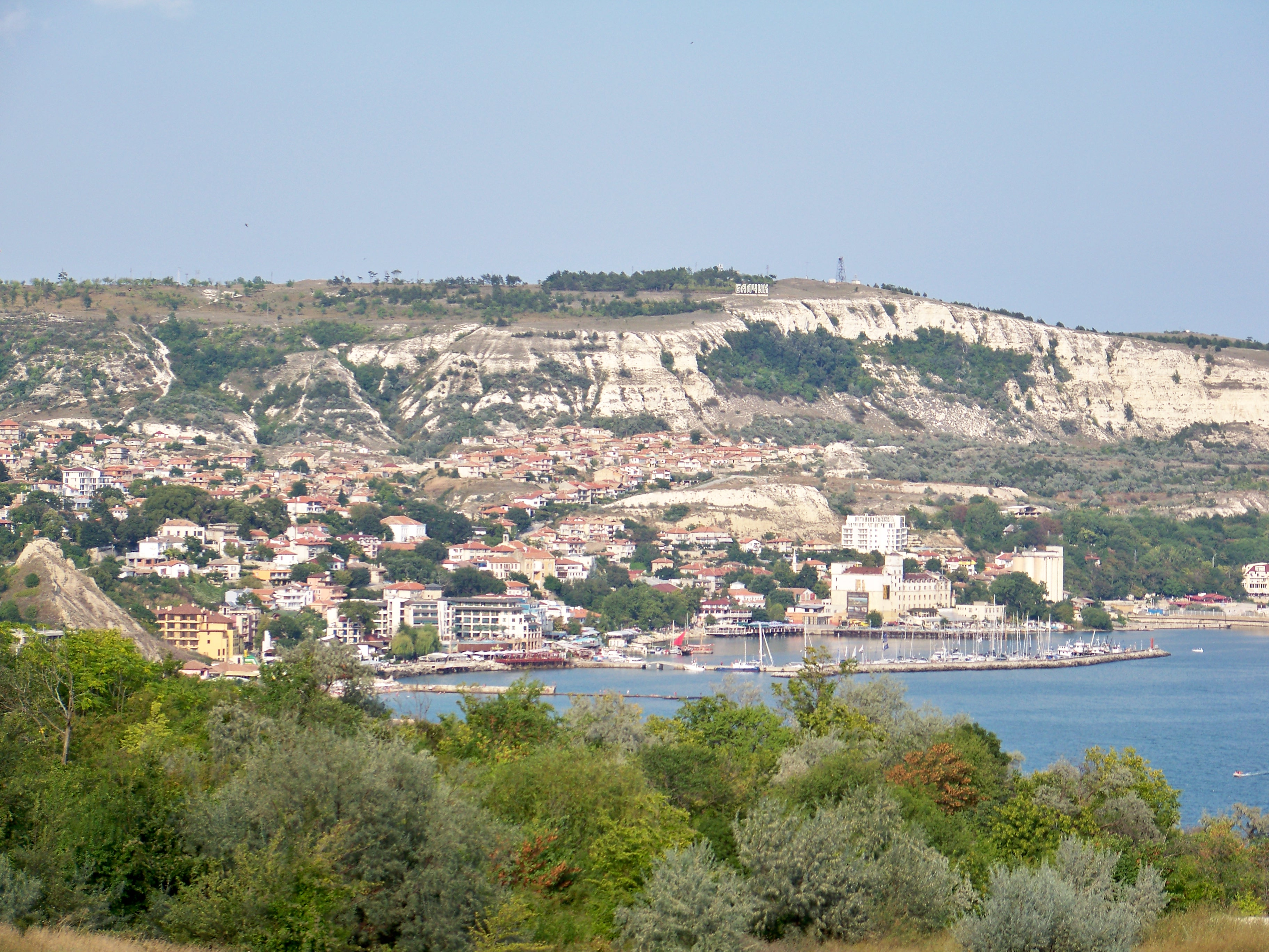 Balchik, Bulgaria, City overview