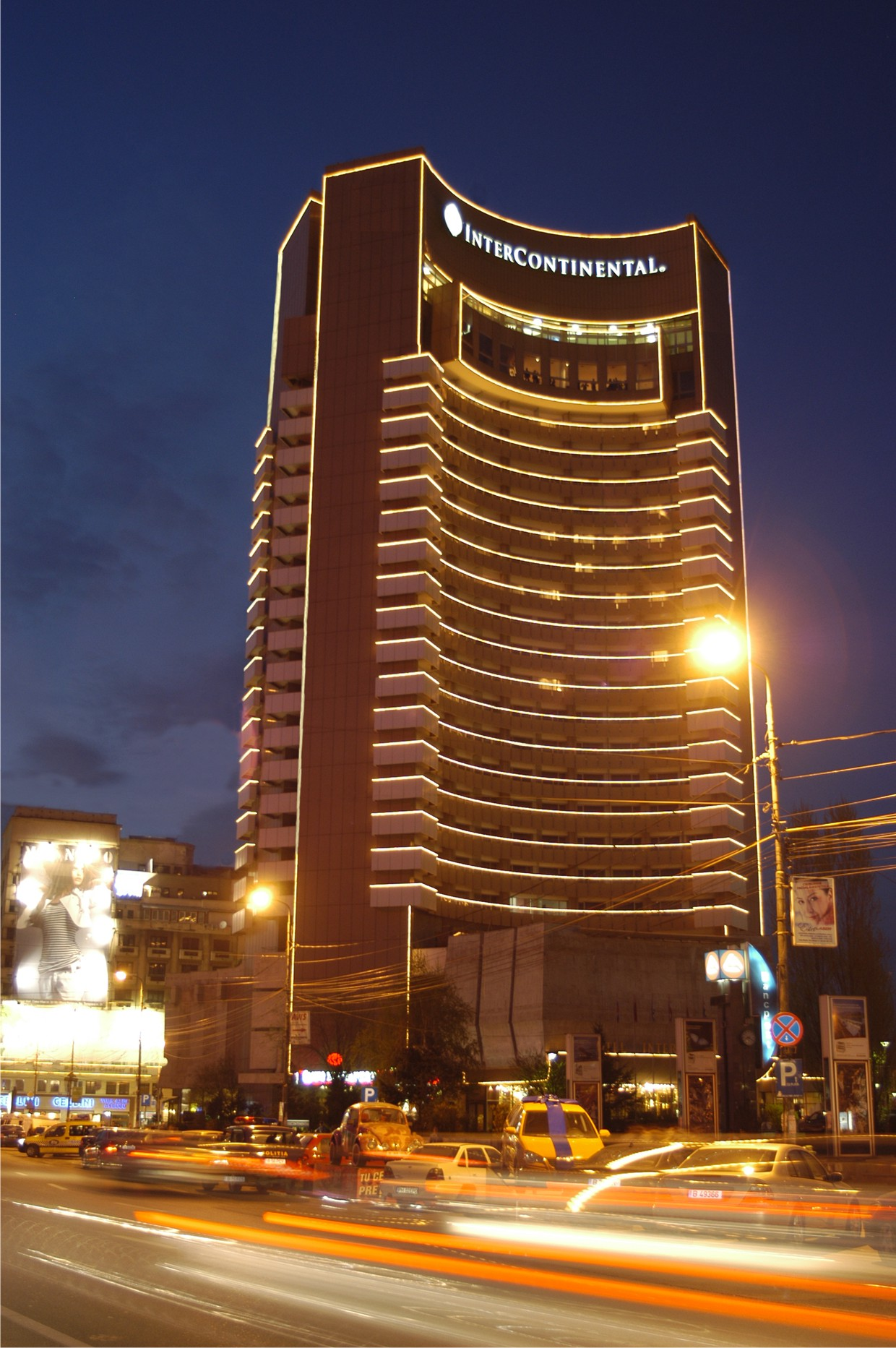 hotel intercontinental bukarest