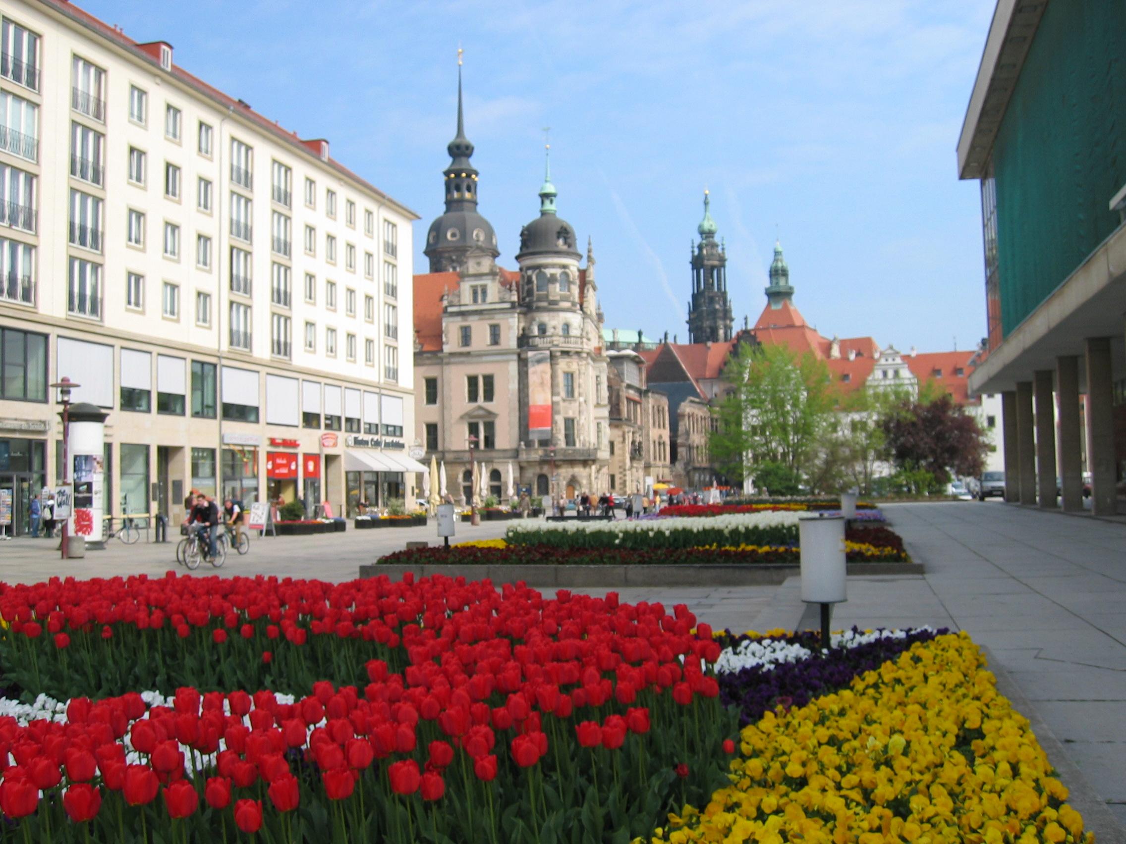 Dresden germany city on источник