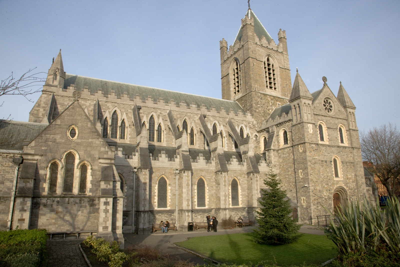 Dublin attractions, Ireland, Christchurch Cathedral overview