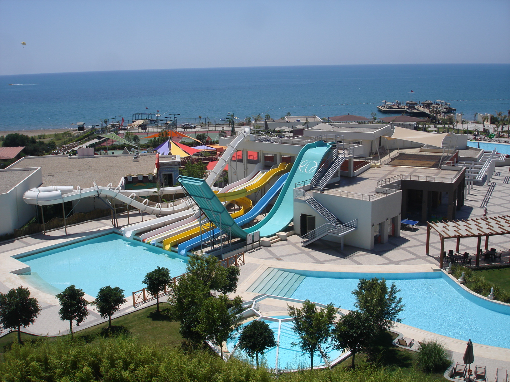 Hottest Families Resorts Belek Turkey Ela Quality Resort Overview