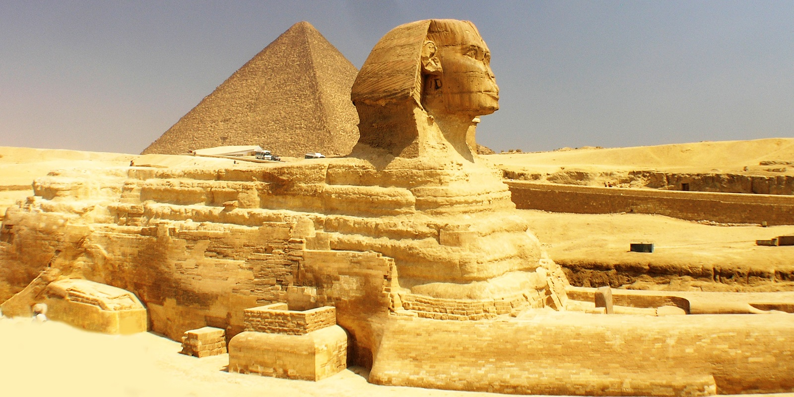 The Great Sphinx Of Giza From Above | adanih.com - photo#35