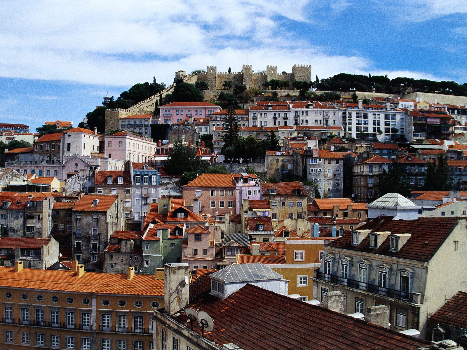 Lisbon, Portugal, City overview