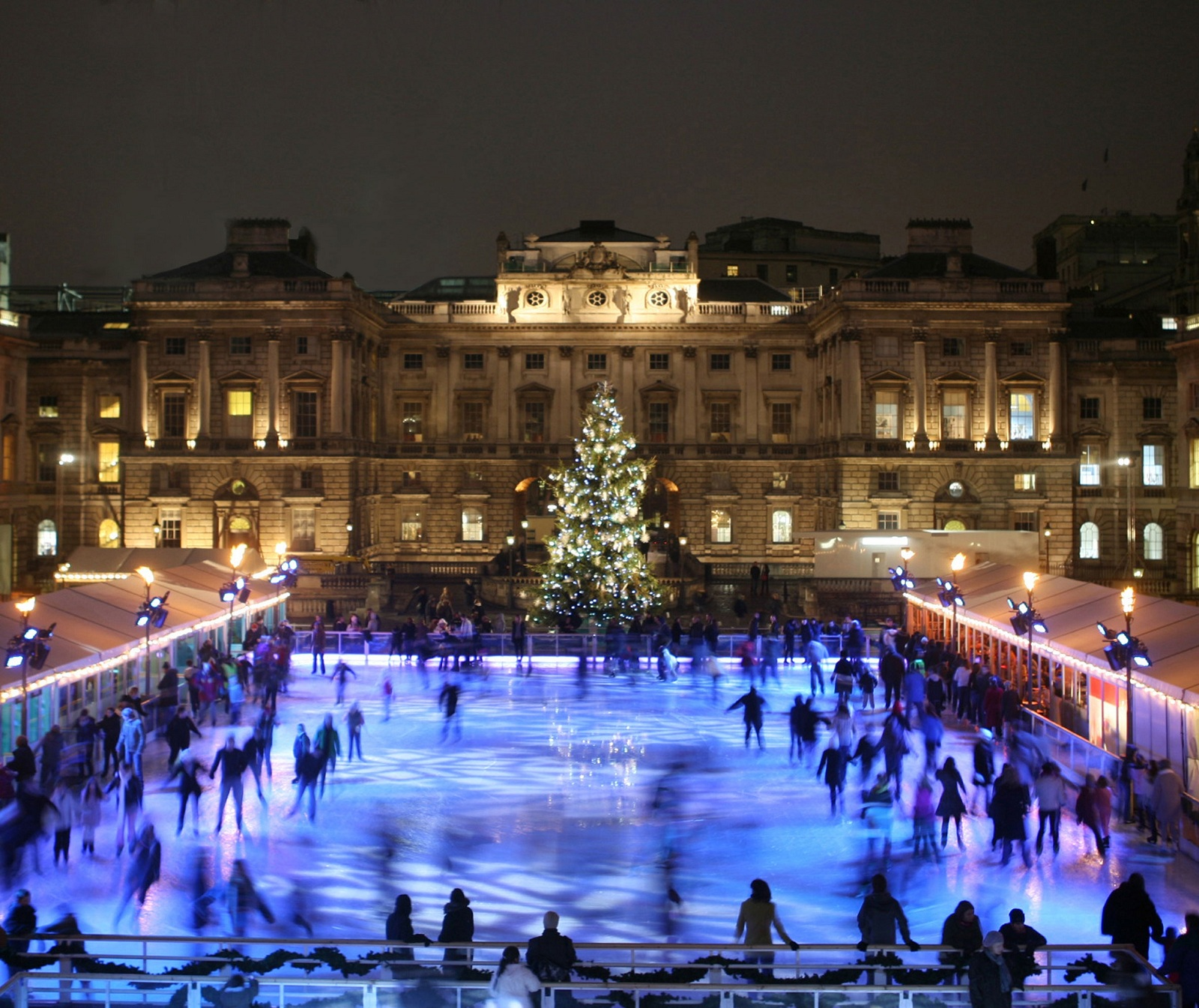 Natural History Museum Rink