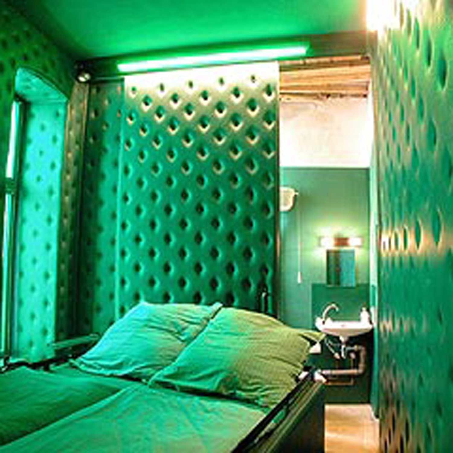 how to make a padded cell
