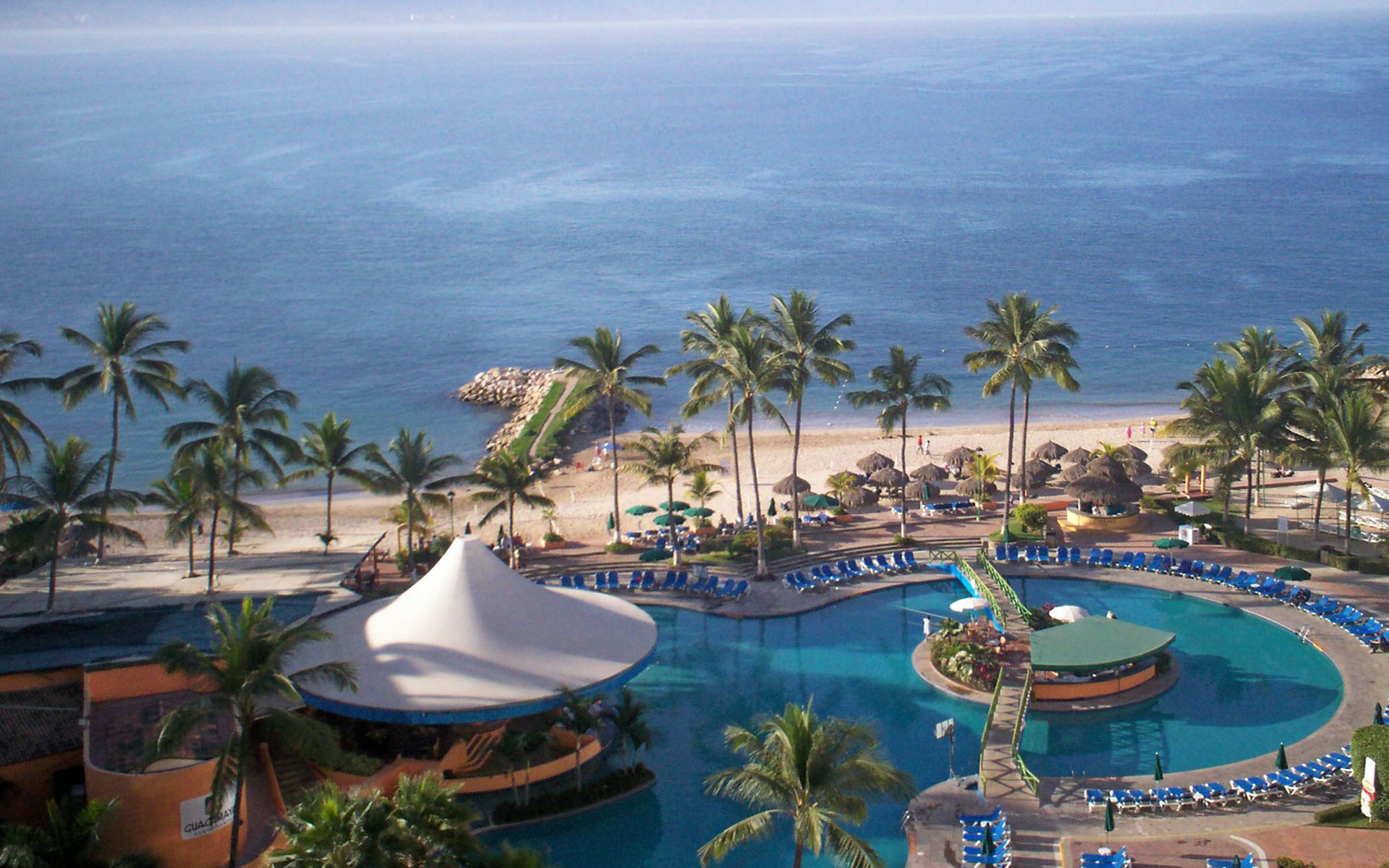 Superb Holiday Puerto Vallarta Mexico Hotel Overview