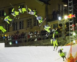 Bad Gastein, Austria, Red Bull PlayStreets 2011