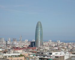 Best Cities, Barcelona, Spain, City skyline
