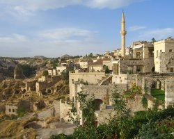 Cappadocia, Turkey, Europe, Overview