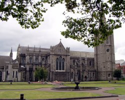 Dublin attractions, Ireland, St Patricks Cathedral
