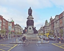 Dublin attractions, Ireland, O'Connell Street