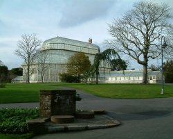 Dublin attractions, Ireland, National Botanic Garden