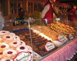 Five Dream Destinations, Vienna, Austria, Cake and gingerbread store