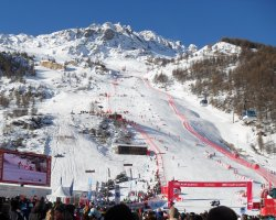 Five Dream Destinations, Val dIsere, France, Winter sports competition slope