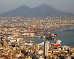 Italy Holiday, Naples, Italy, City port overview