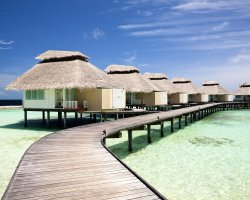 January Destinations, Maldives, Asia, Water Bungalows