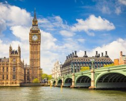London Attraction Holiday, Big Ben, London, United Kingdom, Panoramic view