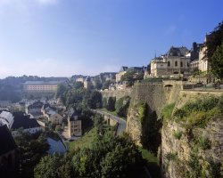 Luxury Tourist Destiantions Country, Luxembourg, Europe, City overview