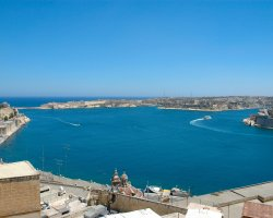 Malta, Europe, Natural Golf Harbour