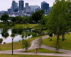 Montreal, Canada, Bike paths