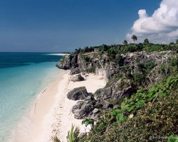 Romantic Holiday, Mexico, Riviera Maya coast