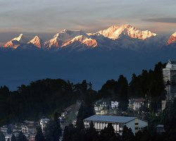 Romantic Holiday, India, Darjeeling sightseeing