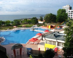 Saturn, Romania, Resort overview