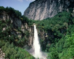 Secret Destination Holiday, Ticino, Switzerland, Nature water fall