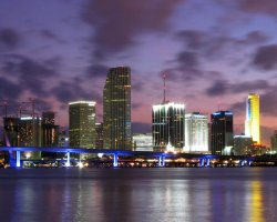 Superb Holiday, Miami, Florida, USA, Cityscape