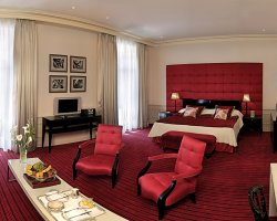 World Best Hotels, Monte Carlo, Monaco, Hotel de Paris Junior suite