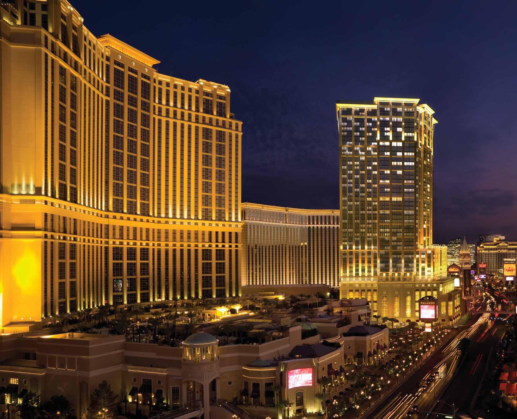 Largest casino hotel in vegas
