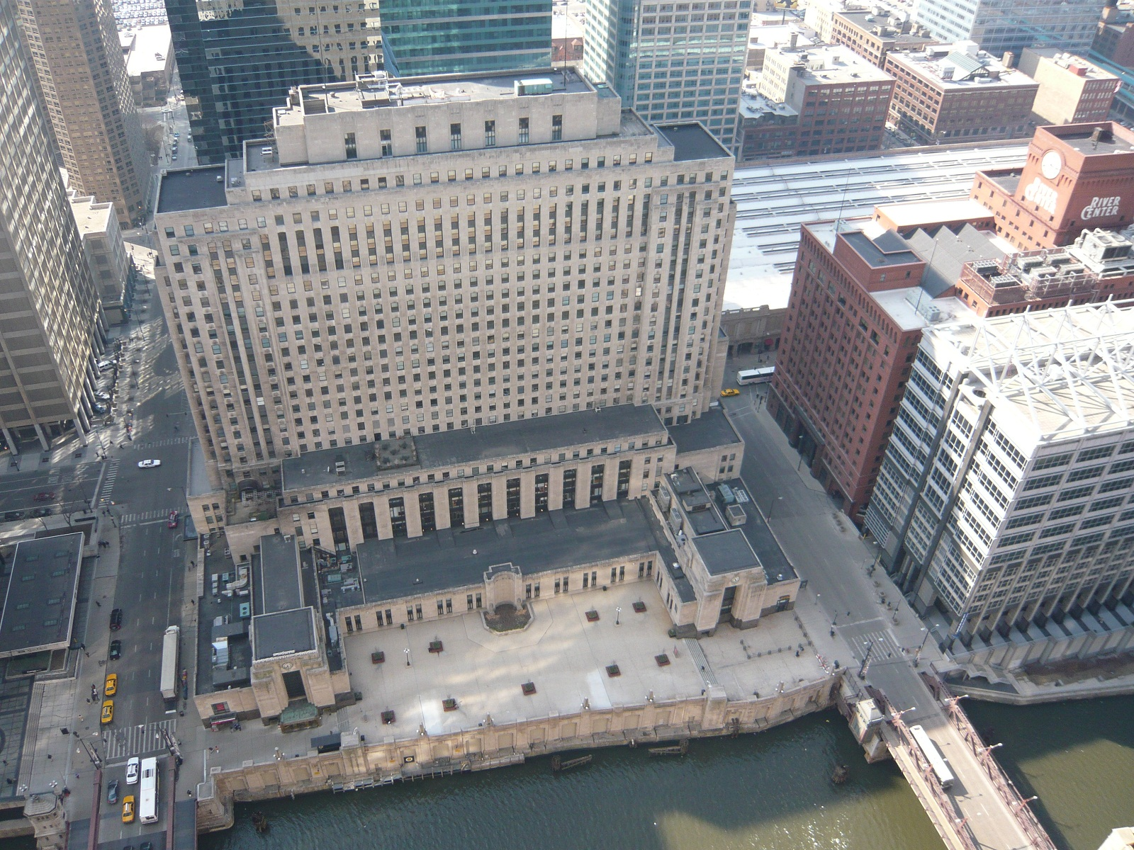 Chicago, USA, Daily News Building