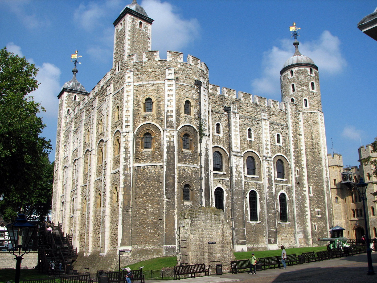 London Architecture, United Kingdom, Tower of London