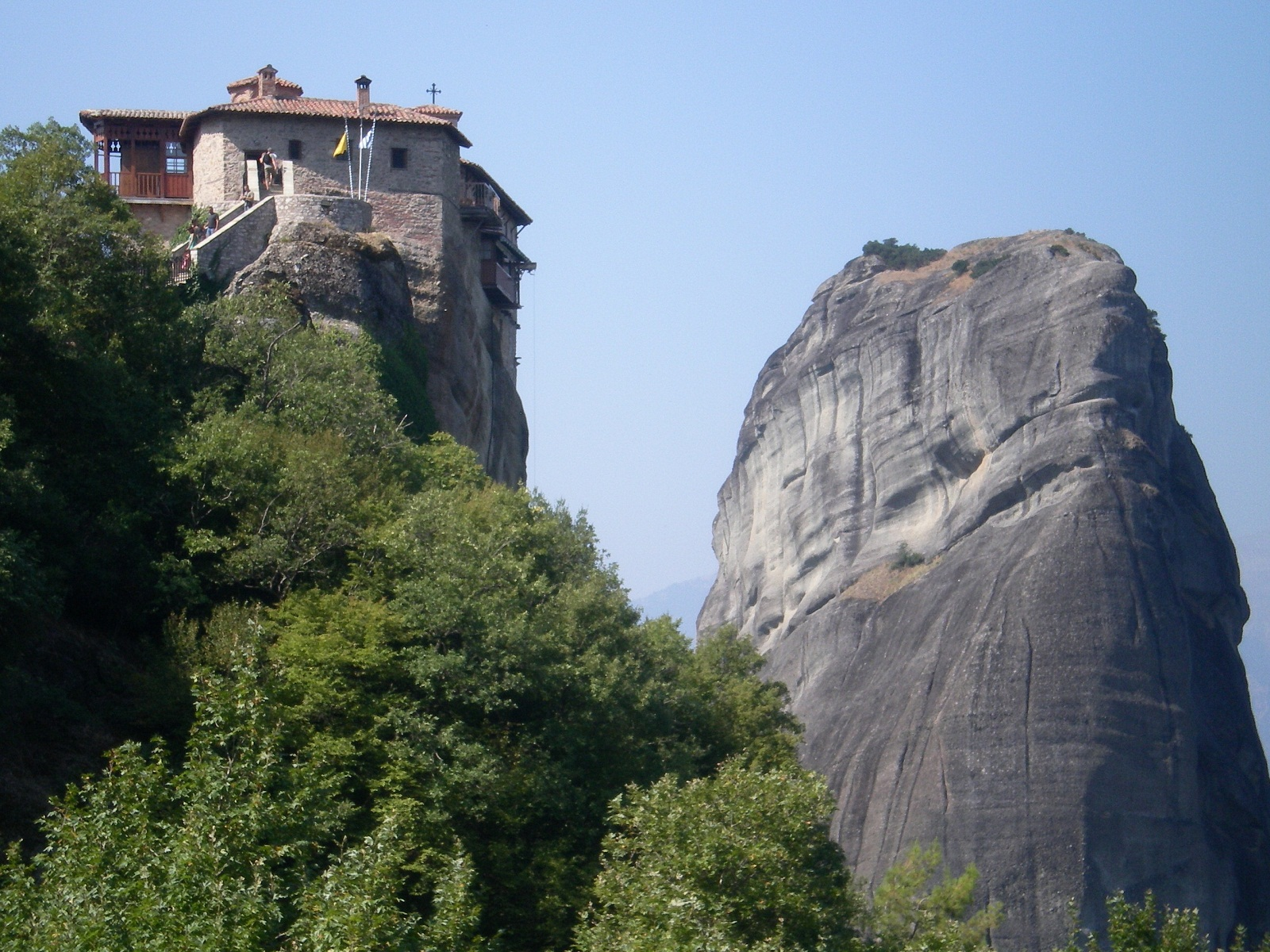 Meteora, Greece, The Great Meteoron 005