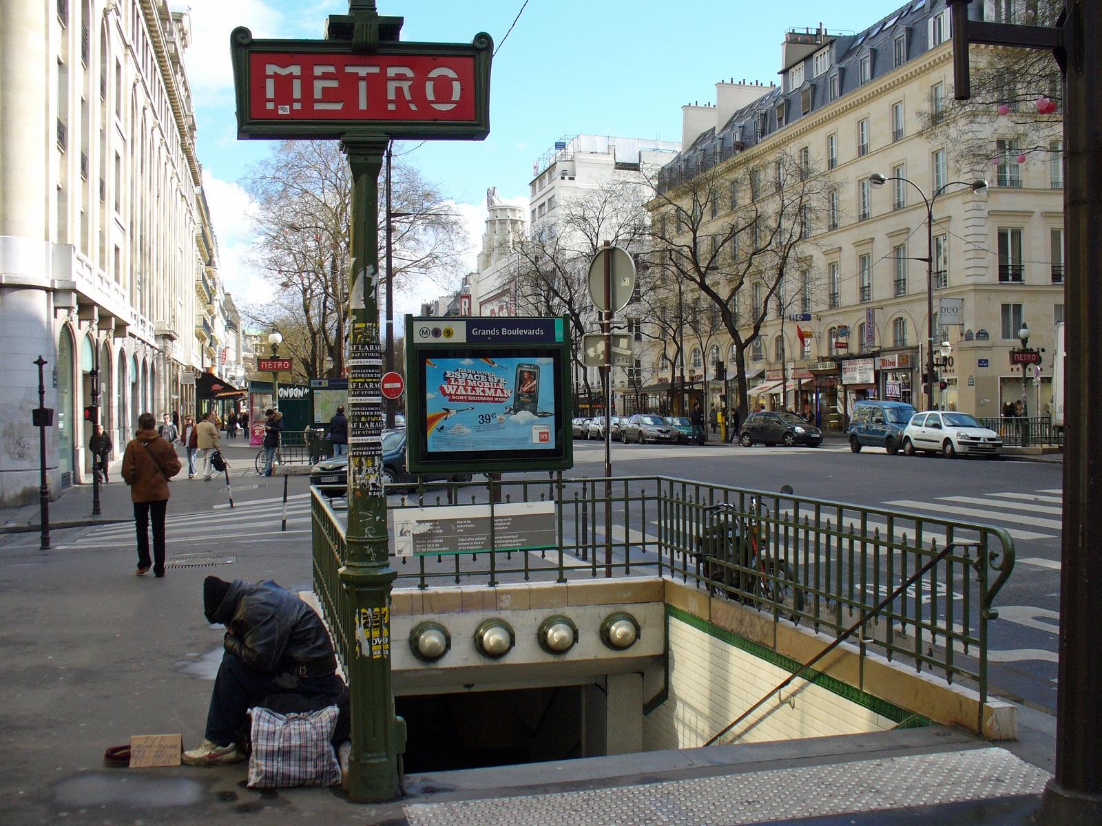 Hotel Boulevard Bonne Nouvelle Paris