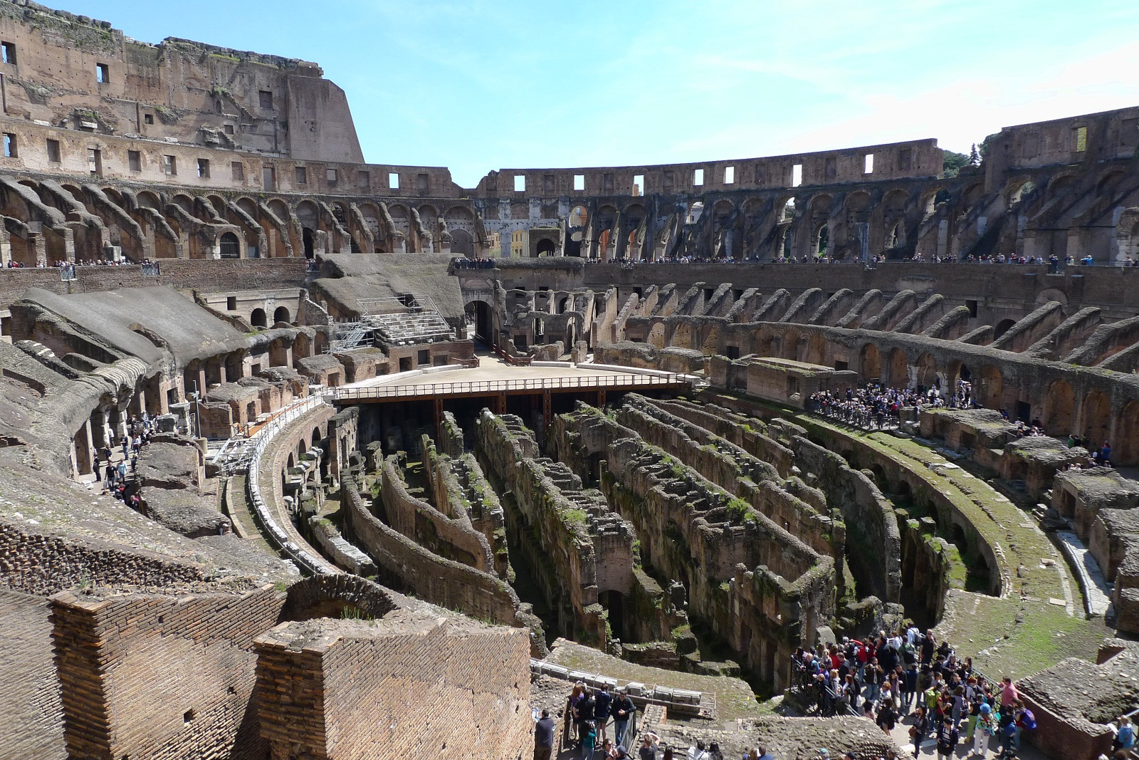 Rome Architecture, Italy, The Coliseum