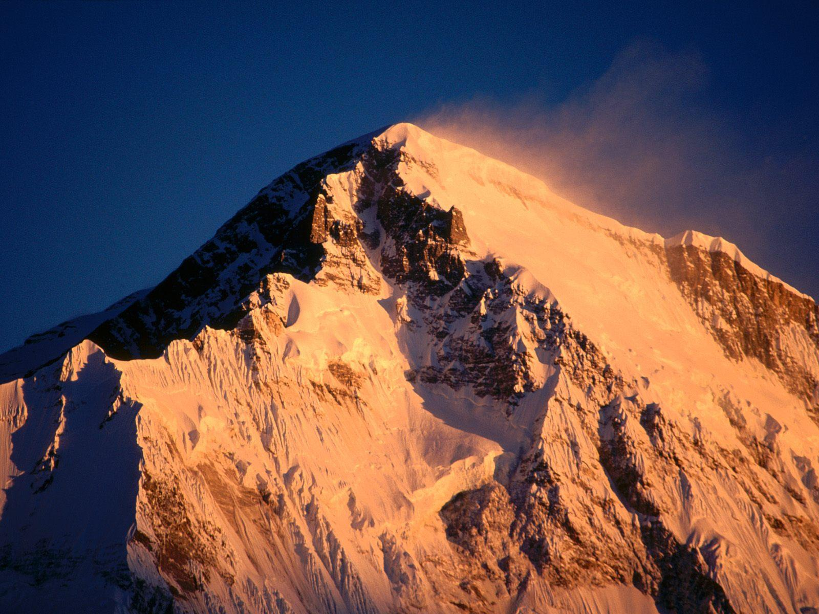 Tallest Mountains, Cho Oyu, Himalayas, Peak overview