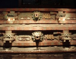 National Museum of Anthropology, Mexico City, Architecture
