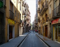 Barcelona Architecture, Spain, Streets 02