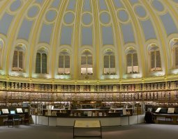 British Museum, London, England, Reading Room
