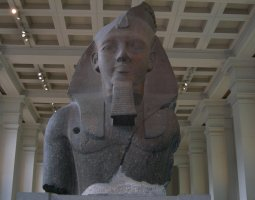 British Museum, London, England, Ramesses II
