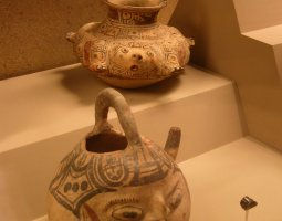 British Museum, London, England, Ancient Pottery
