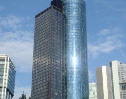 Frankfurt Architecture, Germany, Maintower