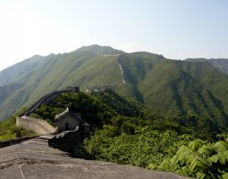 Great Wall of China, China, Panorama (3)